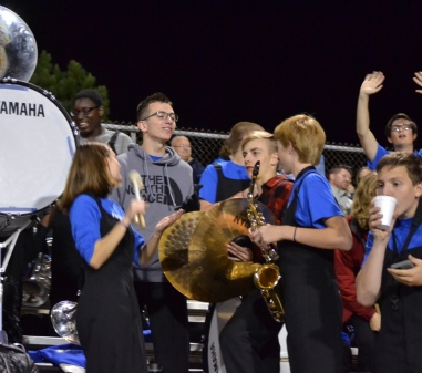 marching band 💙